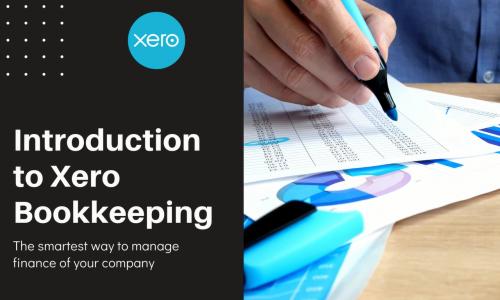Basic Xero Bookkeeping