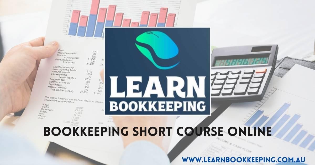 Bookkeeping Short Course Online Australia